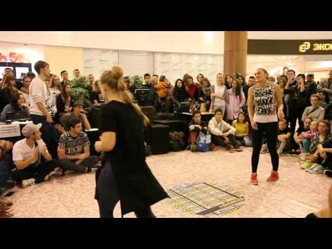 DHI Preselection Siberia 2015  Pro Battle 1on1 Gaika (win) vs  Boomshiva