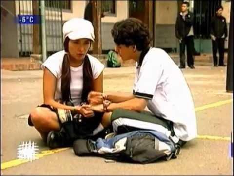 Andreea & Adrian Amores de Mercado