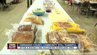 Hernando Co. community still thankful