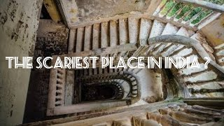 Haunted place in India - Horror Talkies/cinema hall