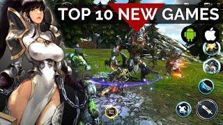 Top 10 New Android & iOS Games 2018 (Offline/Offline)