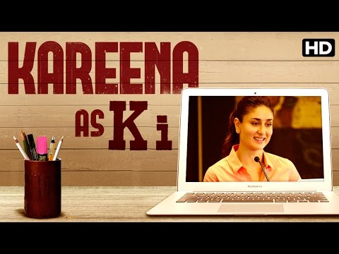 Kareena Kapoor As Ki | Ki & Ka