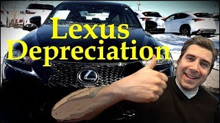How Bad is Lexus Depreciation?