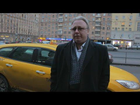 Таксисты бастуют против мобильных приложений