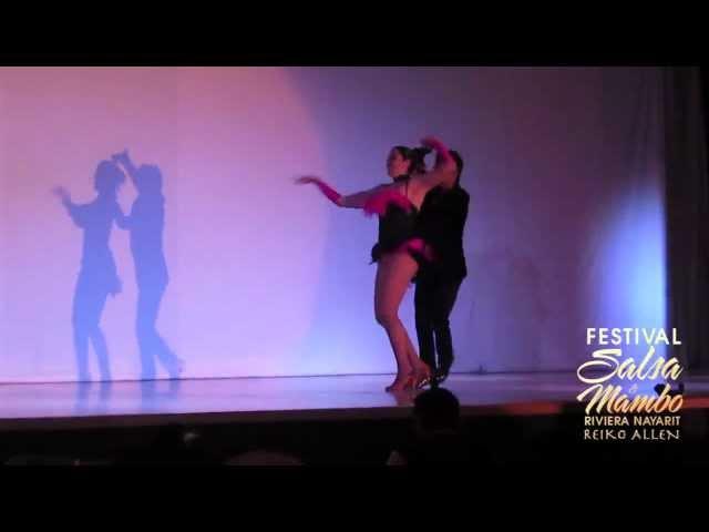 Alex & Cid - Riviera Nayarit Salsa & Mambo Festival 2013