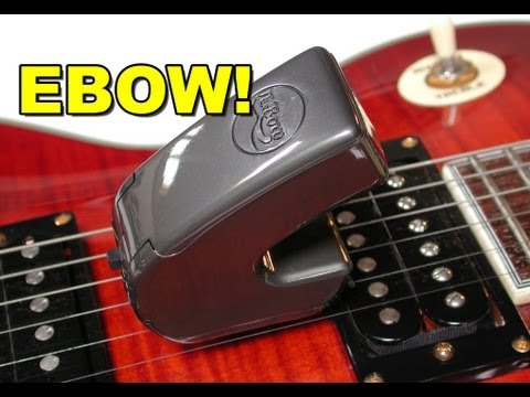 EBOW - Demo, Review&Tips - Phil Keaggy Inspired