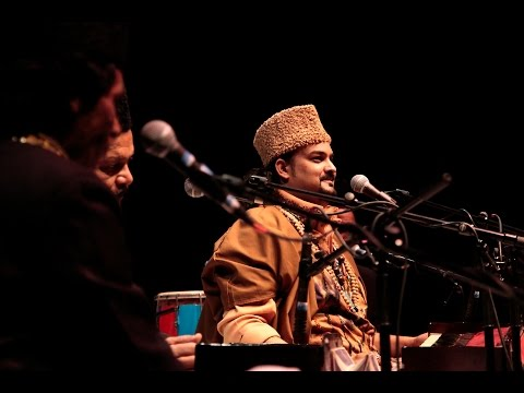 Sabri Brothers - Amjad Sabri - Qawwali At Trafo video
