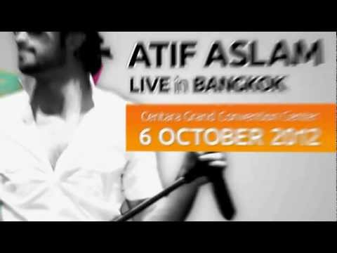 Atif Aslam Live in Bangkok Promo - Centara Convention Center...