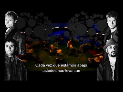 BACKSTREET BOYS - Larger Than Life Sub-Español HD