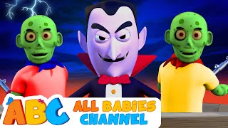 HALLOWEEN Songs For Kids | 3D Nursery Rhymes For Children And Baby Songs by All Babies Channel