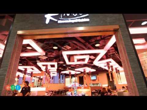 outdoor Gateway Ekamai Kimju Korean Royale Cuisine