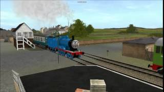 More Branch Line Engines: Coach Trouble
