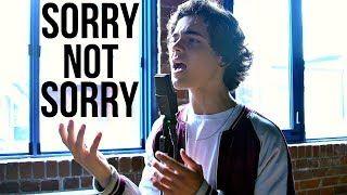 Download Lagu Demi Lovato - Sorry Not Sorry (Cover by Alexander Stewart) Gratis STAFABAND