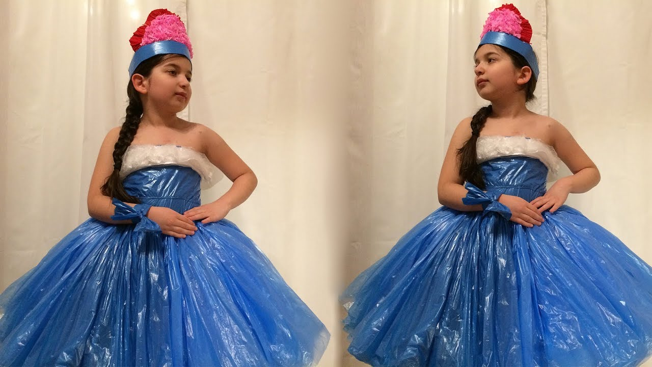 Сделать платье ребенку своими руками на конкурс 81