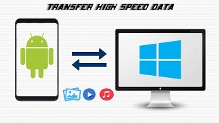 3 Best Apps to Transfer Files From android to PC EASILY! - 2018