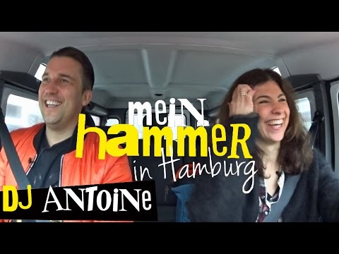 DJ Antoine - Mein Hammer in Hamburg (005) - Radio Hamburg