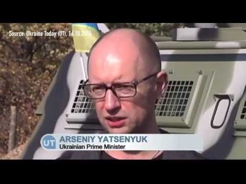 2000 km EU-gesponsorde waanzin: «The Great Wall of Ukraine»