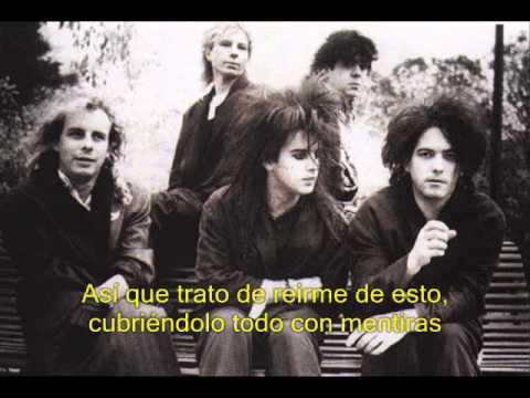 The Cure - Boys Don&#039;t Cry (Subttulos espaol)