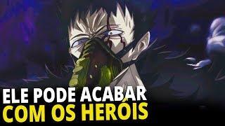 Overhaul - O Vilão que pode ACABAR com TODOS HERÓIS - Boku no Hero Academia - Anishounen