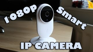 Xiaomi 1080p Security Camera Review