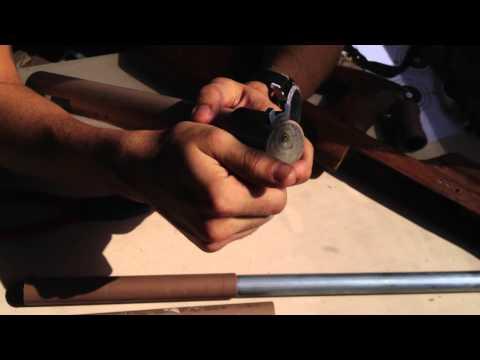 Arma de pressão caseira. tutorial detalhado. Part (02)