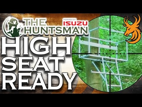 Hunting Gear: How To Build Deer Feeders And Placing High Seats