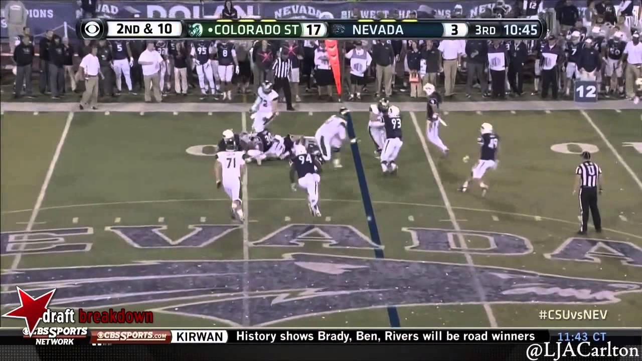 Ty Sambrailo vs Nevada (2014)
