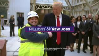 Two Americas: Economy by : Team Trump