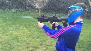 Shooting Tippmann TCR