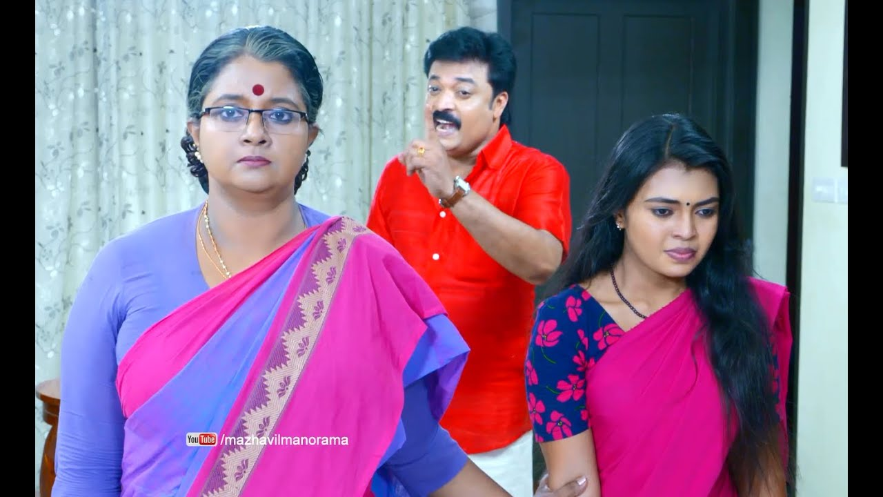 Krishnatulasi I Vijayalakshmi challenges to son I Mazhavil Manorama