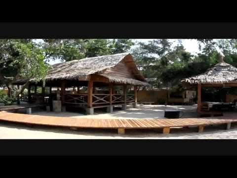La Baie des Tortues, Pongara Gabon