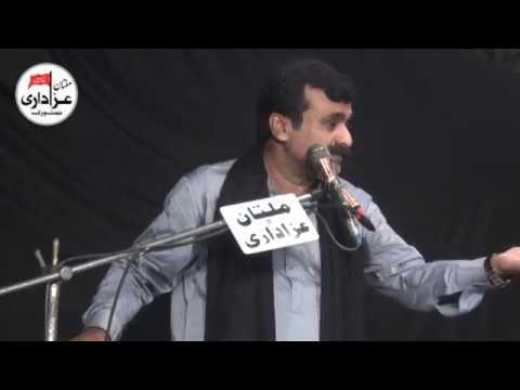 Zakir Qazi Waseem Abbas I YadGar Majlis 6 Zilhaaj | Qasiday , Masiab , Safdar Laaj Eid Gah Multan |