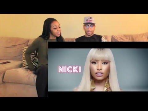 """Couple Reacts : """"No Broken Hearts"""" By Bebe Rexha ft. Nicki Minaj Reaction!!"""