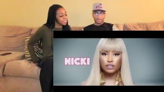 Couple Reacts No Broken Hearts By Bebe Rexha ft Nicki Minaj Reaction