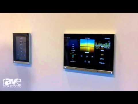 CEDIA 2015: Vantage Introduces Equinox 40 and 73 Products and Equinox Lighting Widget