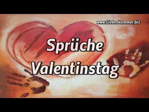 Sprüche Valentinstag - YouTube