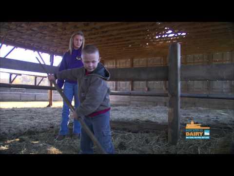 Meet the Payne Dairy Farm Family from North Carolina