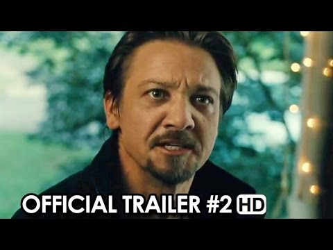 KILL THE MESSENGER Official Trailer #2 (2014) HD
