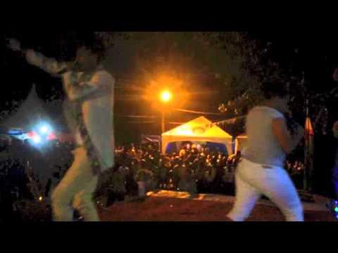 ረገጣ dj lee boom n mikiyo on stage ethiopian new music 2016