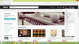 How To Use Buyer Request Option Effectively In Fiverr Lecture04