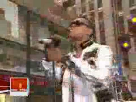 Chris Brown - Forever - Live On The Today Show