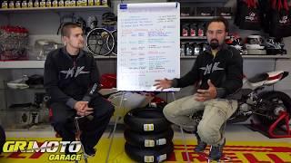 How to choose the Tire compound - PIRELLI SuperBike / SuperCorsa - Grimoto Garage