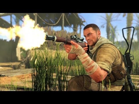 PS4 – Sniper Elite 3 Launch Trailer