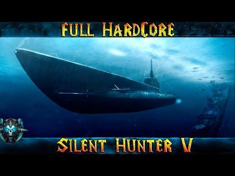 моды на silent hunter 5 на подводные лодки