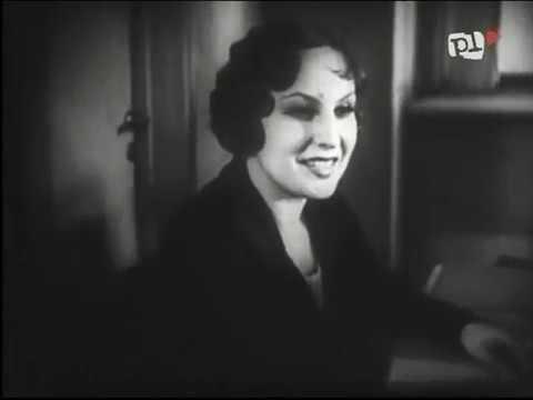 W starym kinie  - PANIENKA Z POSTE RESTANTE - 1935