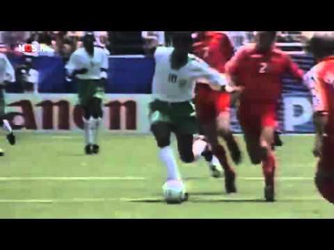 Saeed Al Owairan Saudi Arabia vs Belgium 1-0 First Round World Cup 1994 Dutch commentary.mp4