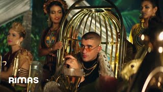 Ni Bien Ni Mal - Bad Bunny ( Video Oficial )