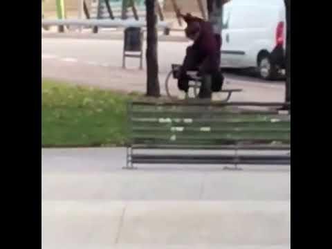Wow @gustavtonnesen 🎥: @tomsnape91 | Shralpin Skateboarding