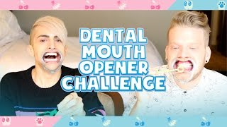 DENTAL MOUTH OPENER CHALLENGE