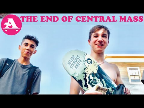 THE DEATH OF CENTRAL MASS SKATE FESTIVAL 2019